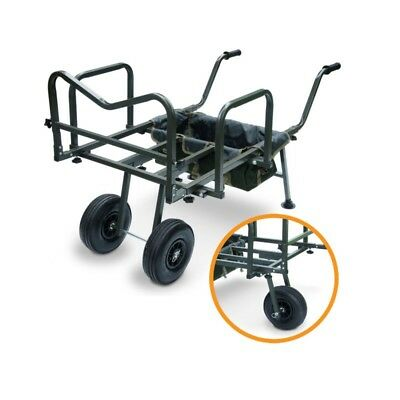 NGT Fishing Barrow Dynamic Trolley Carp Luggage Carrier Terminal Tackle Bivvy