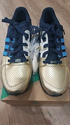 quality design 7a981 2f392 Adidas EQT RNG support 93 x Kith Ronnie Fieg NYCs Bravest Brand New size 8.5