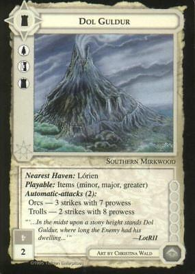 MECCG CCG Middle-earth Orcs of Dol Guldur Against the Shadow ATS MINT