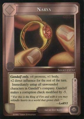 MECCG Palantir of Annuminas The Wizards Middle Earth CCG IC Moderately Played