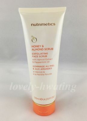Nutrimetics - Honey & Almond Scrub 125ml