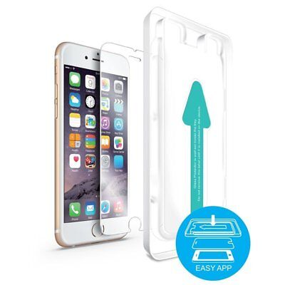 Geniune Tempered Glass Screen Protector for Apple iphone 6+/7+ Anti-Scratch