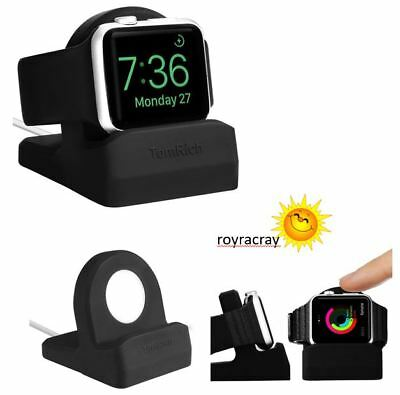Charging Station For Apple Watch Docking Iwatch Charger Stand Holder Dock Hold