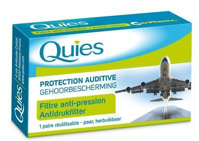 BOULES QUIES - protection auditive pour avion adulte (filtre anti-pression)...