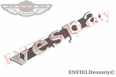 Vespa Legshield Badge Emblem Alloy Made Px P125X 150 200 Scooter @uk