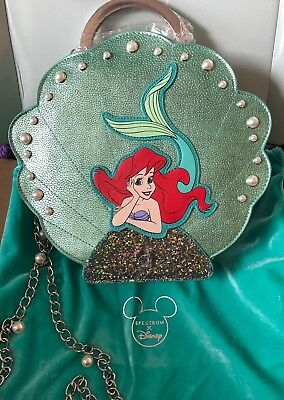 Spectrum x Disney The Little Mermaid Collection ARIEL - Makeup Brushes & Bag