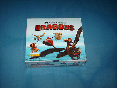 Panini Dream Works - Dragons Trading Cards (2017) - 1 Display Box (24 Booster)