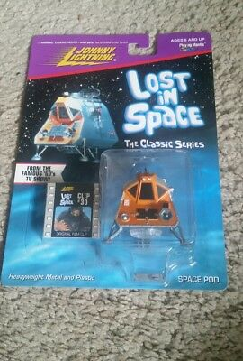 Johnny Lighting Lost in Space Space Pod 1998 New