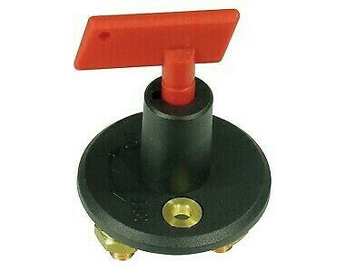 NEW Battery Switch from Blue Bottle Marine