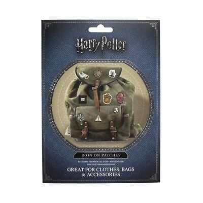 Harry potter pack 14 ecussons thermocollants Harry potter iron-on patches pack