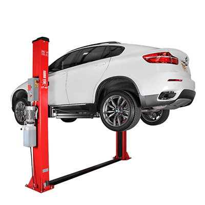 2 Post Car Lift 4ton Vehicle Lift Garage Workshop Ramp Ultimate Jack