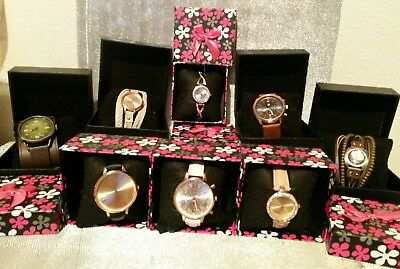 JOB LOT WHOLESALE Spirit & Kahuna Mens/Gents Ladies/Girls Watches In Gift boxes
