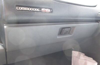 Holden Commodore VR VS Complete Glove Box Assembly Grey VGC
