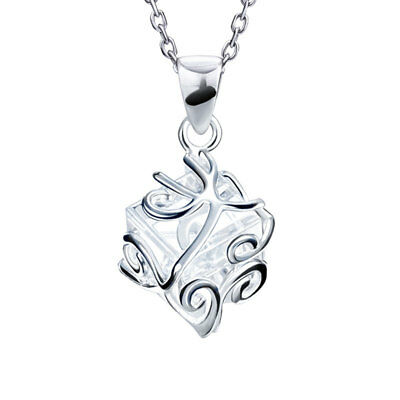 Silver Necklace Clear Card Captor Sakura Star Crystal Siege Pendant Cosplay New