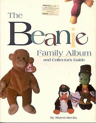 CG The Beanie Family Album: Collector's Guide by S.Brecka Beanie Babies