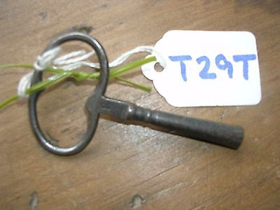 Antique  Clock Key (Tag T29T)