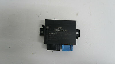 PEUGEOT 3008 PDC Parking Distance Ecu Control Module Unit