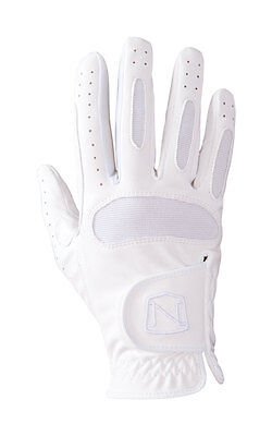 Noble Outfitters Ready To Ride Glove White and Black Multi Size PR-12255