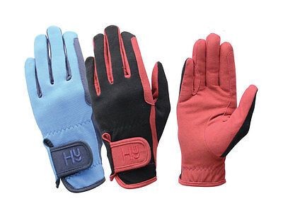 Hy5 Every Day Two Tone Riding Gloves Multi Color and Size PR-11380