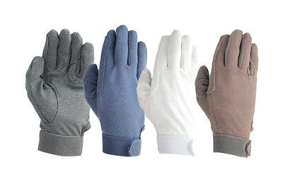 Hy5 Cotton Pimple Palm Gloves Various Color and Size PR-3039