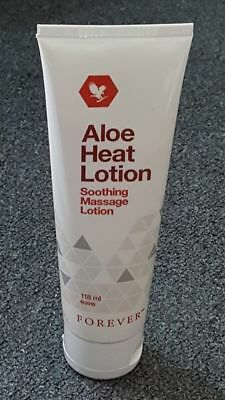 FOREVER LIVING  Aloe Vera Heat Lotion by F2F