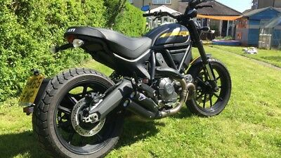 Ducati Scrambler Full Throttle 2016 65 803cc
