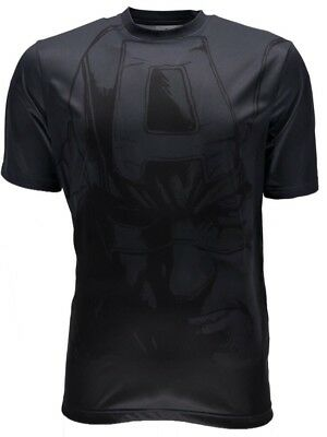 NEW Spyder s//s Tech Tee Men/'s Large Short Sleeve T-Shirt Marvel Iron Man Avenger