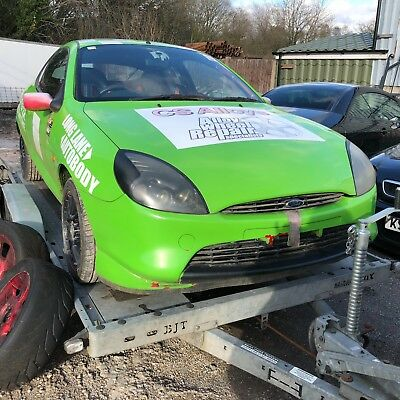Ford Puma 1.7 fuel injection Track day car