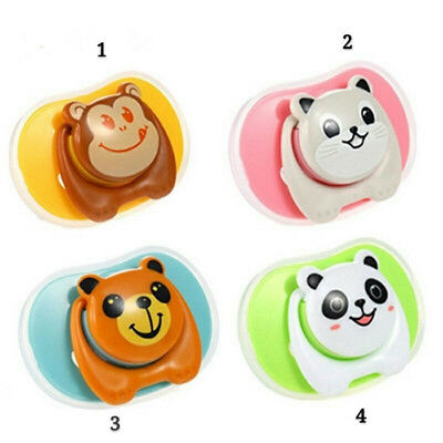 Dummy Nipple Animal Shape Animal Teeth Soother Baby Pacifier Silicone Pacifier