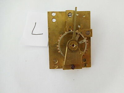 Platform Escapement For A Clock