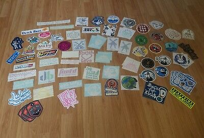 Dutch Bros Sticker LOT of 110 Stickers, New / Rare Dutch Brothers Coffee collect