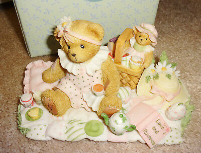 Cherished Teddies Alexandra 2002 International Limited Edition #111865