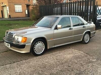 1991 H Mercedes-Benz 190 E 2.5 - 16V Cosworth Auto. Rhd. Interesting Provenance.