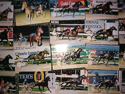 Harness Racing Playing Cards series 1, 1988/89