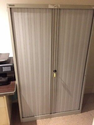*** Bisley Filing Cabinet with Key ***