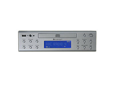 soundmaster UR2050SI Under Cabinet FM CD Player Kitchen Radio