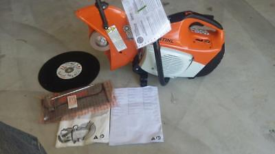 "Stihl TS410 Quick Cut Saw 12"".concrete saw,demolition,road,garage,workshop,tools"