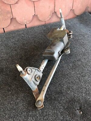 Fiat Multipla Wiper Motor And Linkage Complete 2005-2011 Used