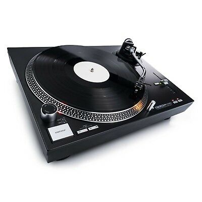 Reloop RP-4000mk2 Turntable -RP4000 mk2 mkII Direct Drive 3-Speed + Ortofon Cart