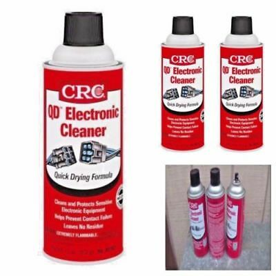 11 Oz Premium Electronic Contact Cleaner Spray Best Quick Drying Specialist Fix