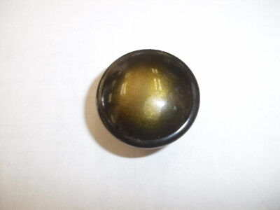 """Style Selections  antique brass finish cabinet knobs 1.22"""" (10X)"""