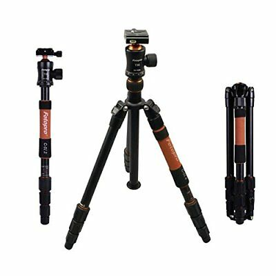 Fotopro C5i II Tripod (2 colors available in golden & orange)