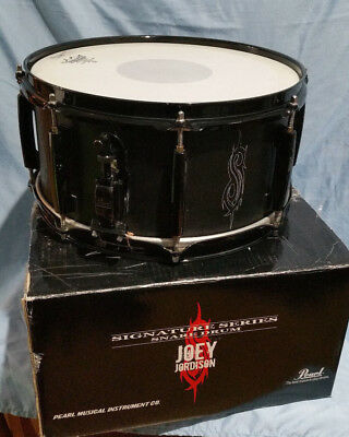 "Pearl 'Joey Jordison' Signature Series Snare 13"" x 6.5"" Alloy"