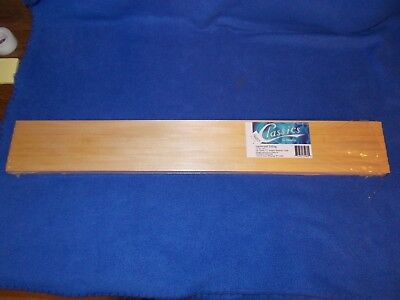 #CLA05590 Handley House 1//12th Scale Miniature Drawer Pull-Half Round 4