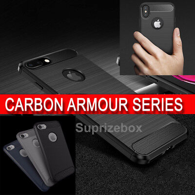Luxury Ultra Slim Shockproof Bumper Case Cover for Apple iPhone 8 7 X 6S Plus 5