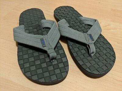 VANS NEW THRESHER Space Pirate Men Size USA 9 Flip Flops Sandals ... 60ce42264