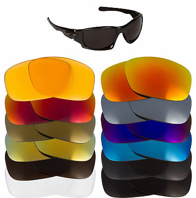 fc7dee281d Best SEEK OPTICS Replacement Lenses for Oakley TEN X - Multiple Options  100% UV