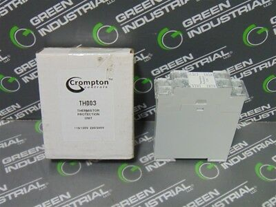NEW Crompton TH110 Thermistor Protection Unit