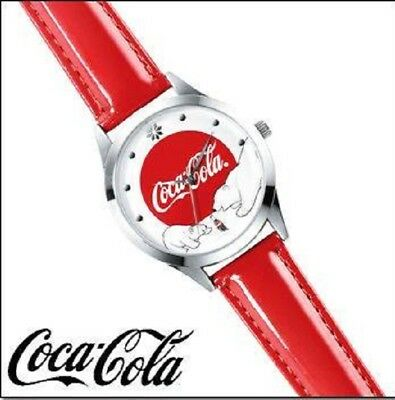 Avon Coca-Cola Christmas Bear Watch (Ref NN)