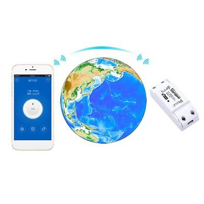Sonoff 1/4CH 1/4 Channel Wireless WiFI Smart Home Switch Module Remote Control L
